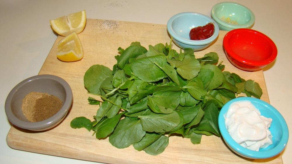 Recipe: Shrimp Madras and a Chiffonade (2/6)