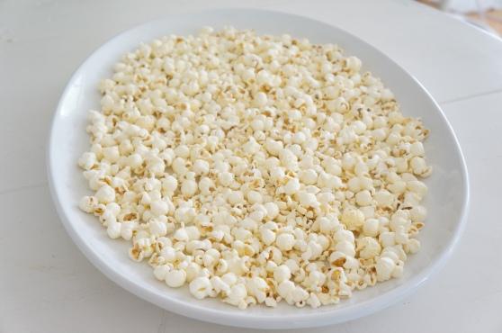 Naked Popcorn
