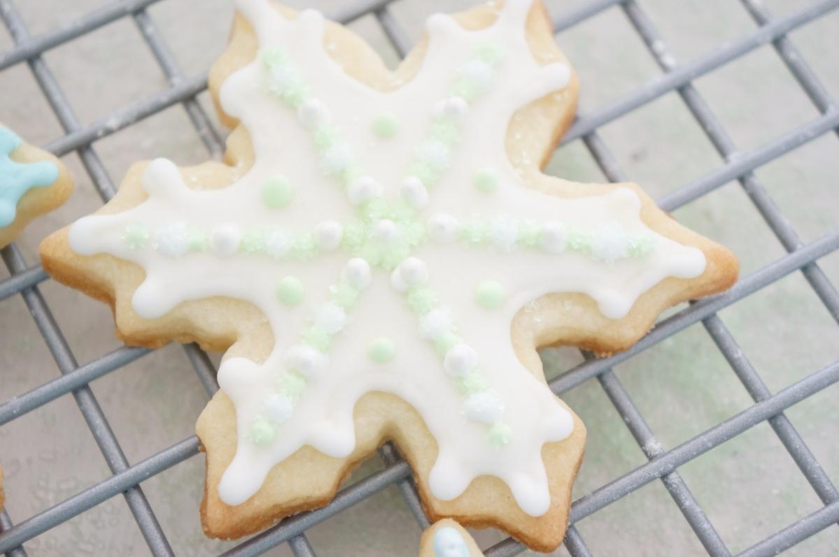Sugar Cookie Success