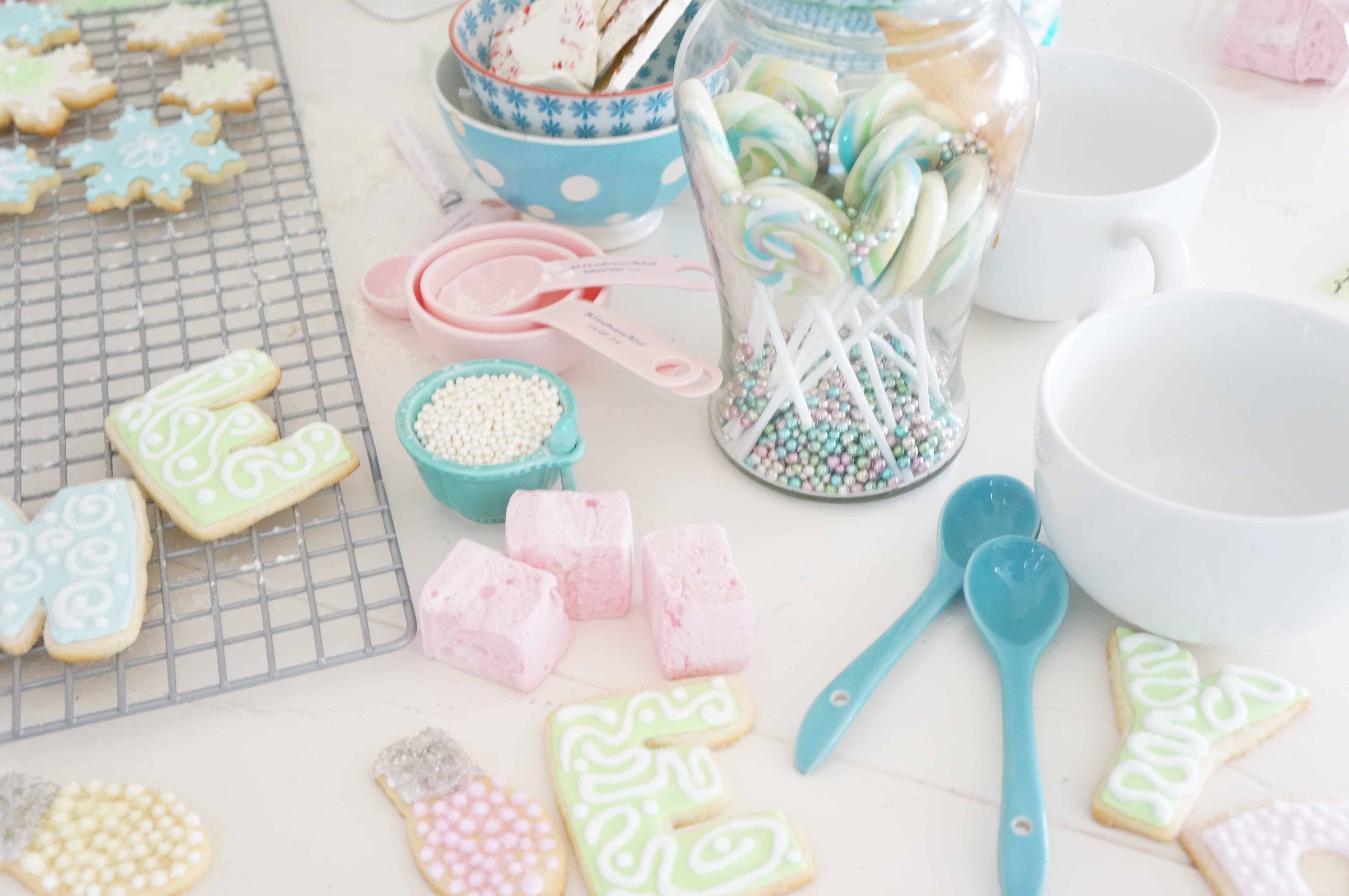 Baking Station for Sugar Cookies – 2feelpositive