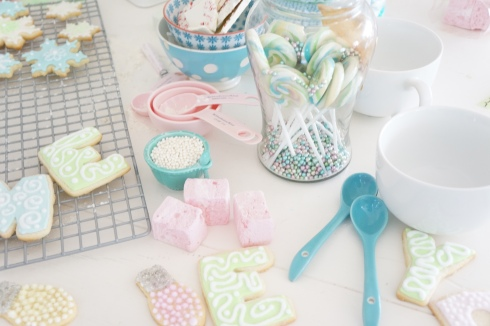 Royal Icing and Decorated Cookies