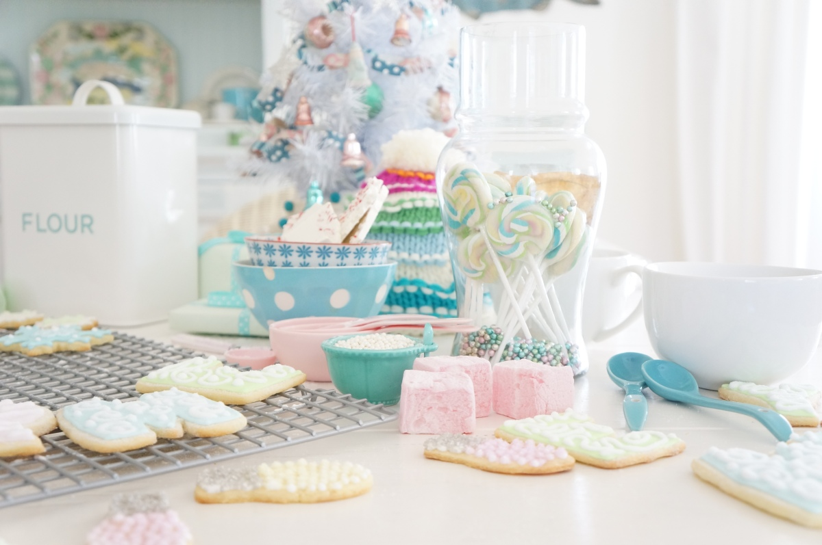 Glam Your Sugar Cookies