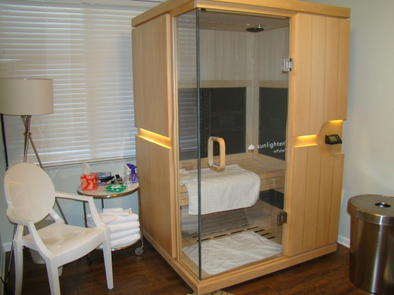 Full Spectrum Infrared Therapy Sauna